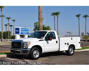 Ford F-250 Reg Cab Service Body / Utility Truck