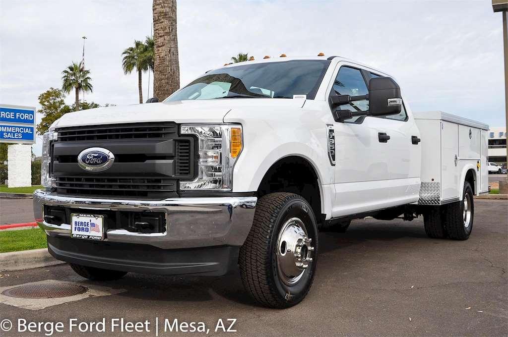 2017 ford f 350 crew cab 4x4 service utility truck body for sale 17 miles mesa az 17p061. Black Bedroom Furniture Sets. Home Design Ideas
