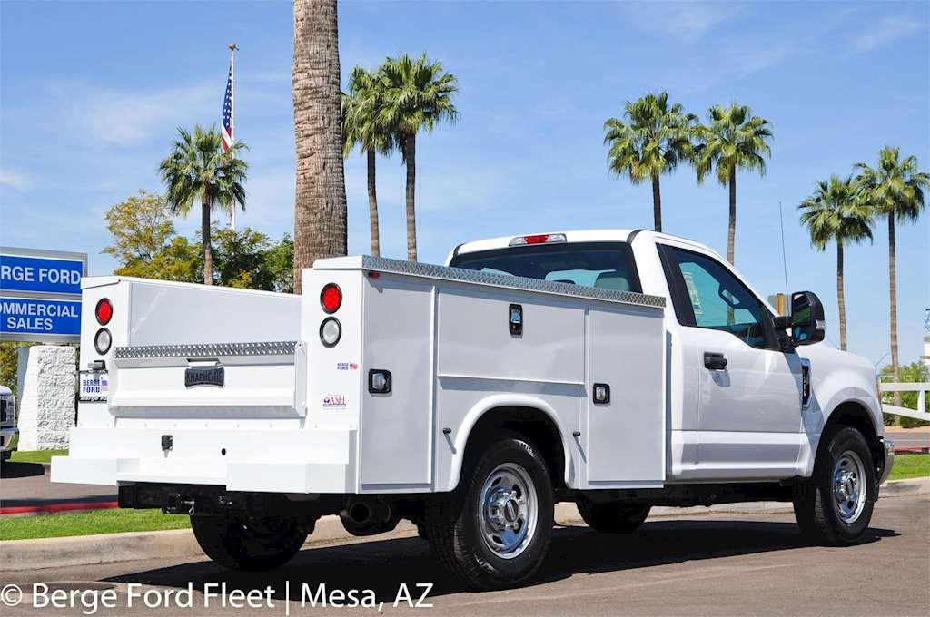 2017 ford f 350 reg cab service utility truck body for. Black Bedroom Furniture Sets. Home Design Ideas