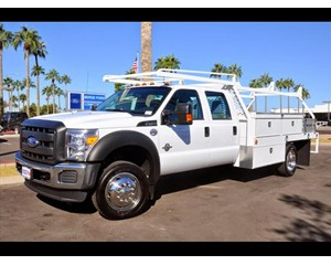 Ford F-450 Contractor Body Truck
