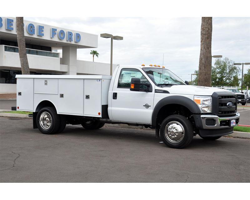 2015 ford f 550 service utility truck for sale mesa az. Black Bedroom Furniture Sets. Home Design Ideas