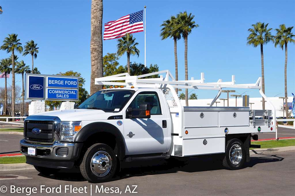 New And Used Ford Service Utility Trucks For Sale From Top