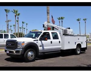 Ford F-550 Utility Vehicle 4X4