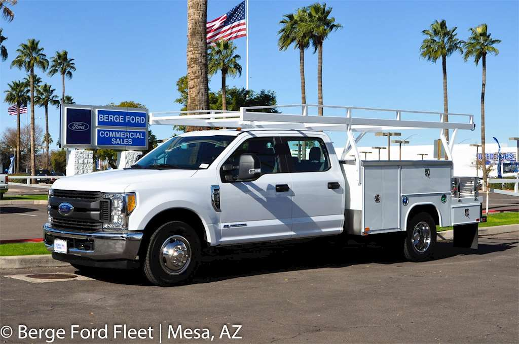 2017 ford f350 crew cab contractor body combo body for sale 17 miles mesa az. Black Bedroom Furniture Sets. Home Design Ideas