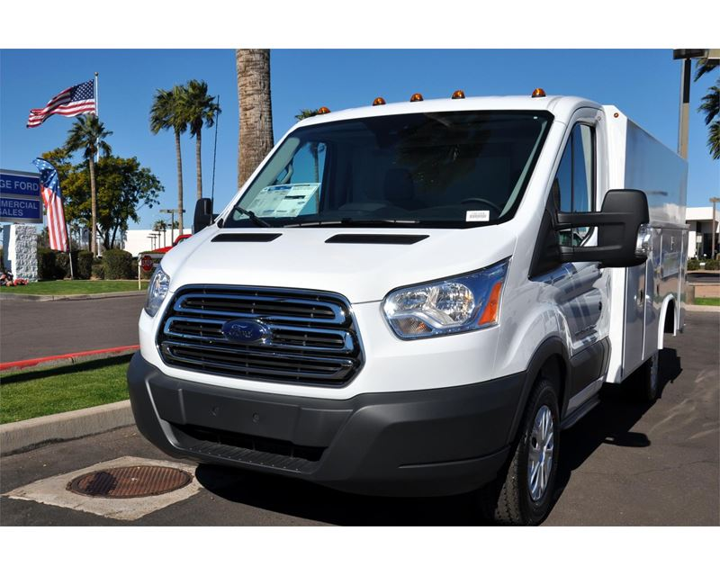2015 ford transit 250 service utility truck for sale mesa az. Black Bedroom Furniture Sets. Home Design Ideas