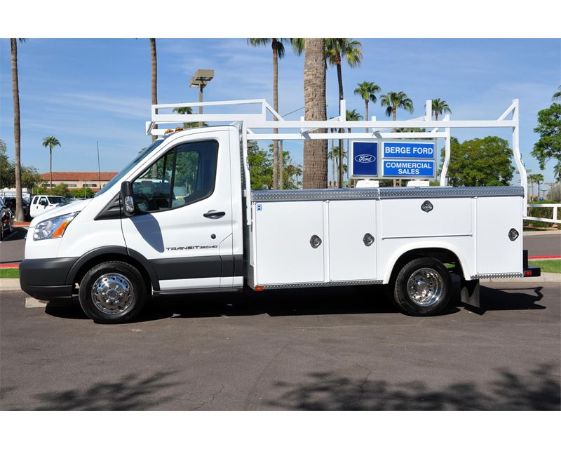 2015 Ford Transit Service / Utility Truck For Sale - Mesa ...