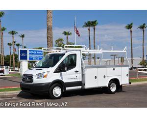 Ford Transit Service Body / Utility Truck
