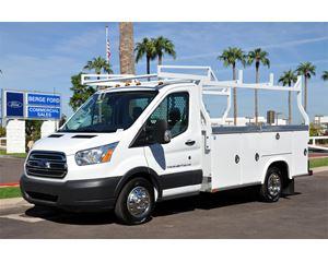 2015 Ford Transit Service Body / Utility Truck