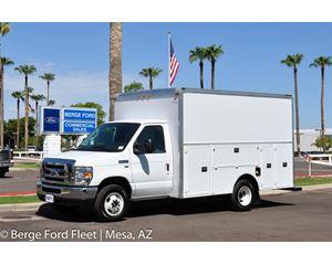 2016 Ford E-350 Service Body / Box Utility Van