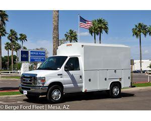 Ford E-350 High Top Service Body / Utility Van
