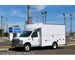 Ford E-350 Service Body / Box Utility Van