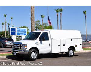 2016 Ford E-350 KUV Service/Utility Van