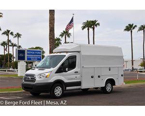 2016 Ford TRANSIT 250 KUV Service/Utility Van High Top
