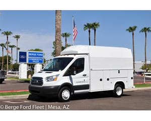 2016 Ford Transit KUV Service/Utility Van High Top