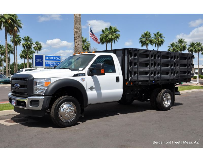 2015 ford f 550 stake truck for sale mesa az. Black Bedroom Furniture Sets. Home Design Ideas