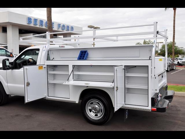 Ford utility body trucks sale