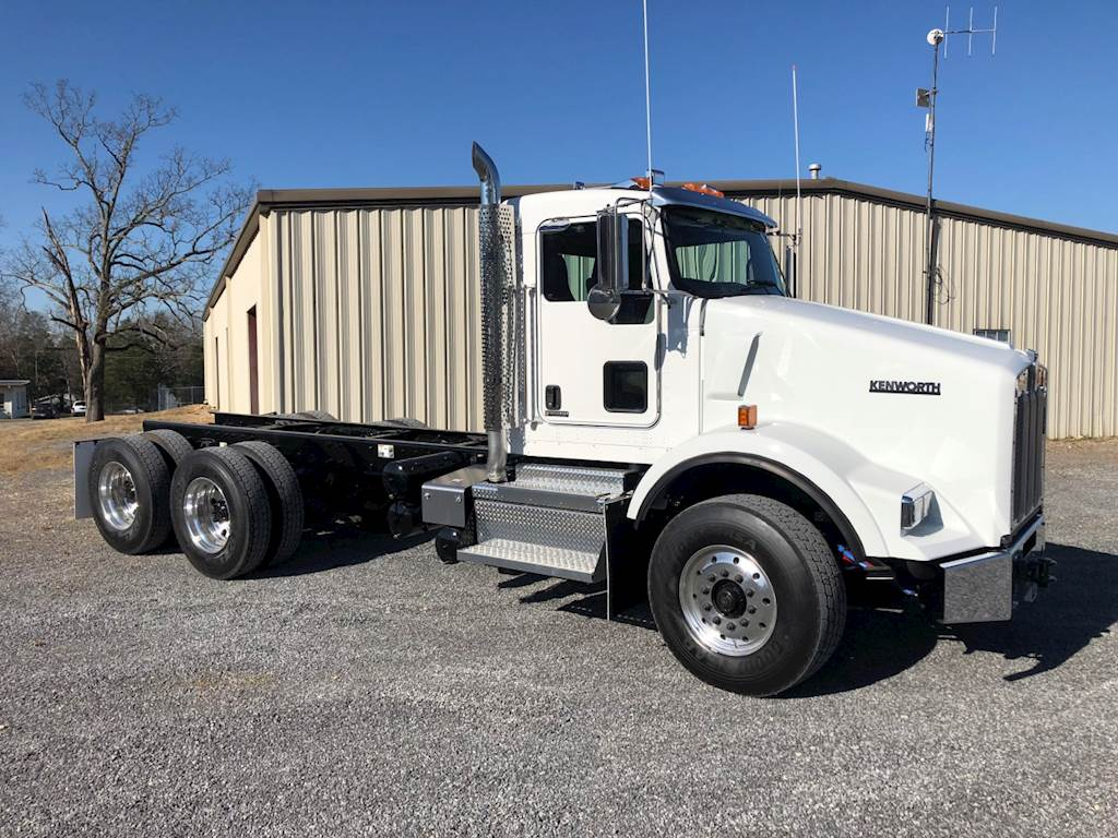 2018 Kenworth T800 Cab Amp Chassis Truck For Sale