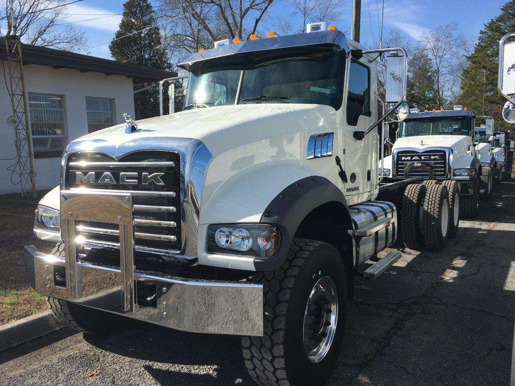 2017 Mack GU713 Cab & Chassis Truck For Sale | Montgomery ...