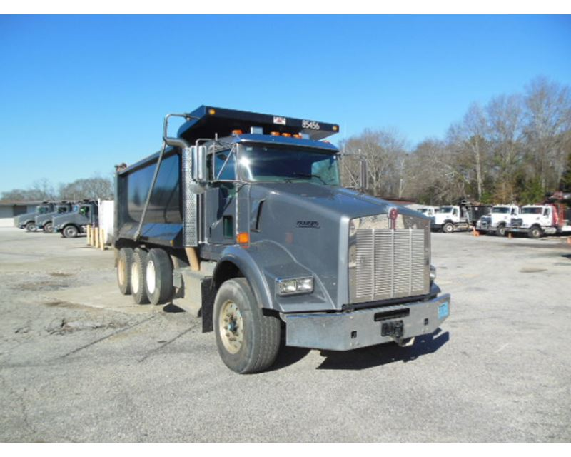 2013 Kenworth T800 Dump Truck For Sale - Montgomery, AL ...Kenworth Dump Trucks For Sale In Alabama