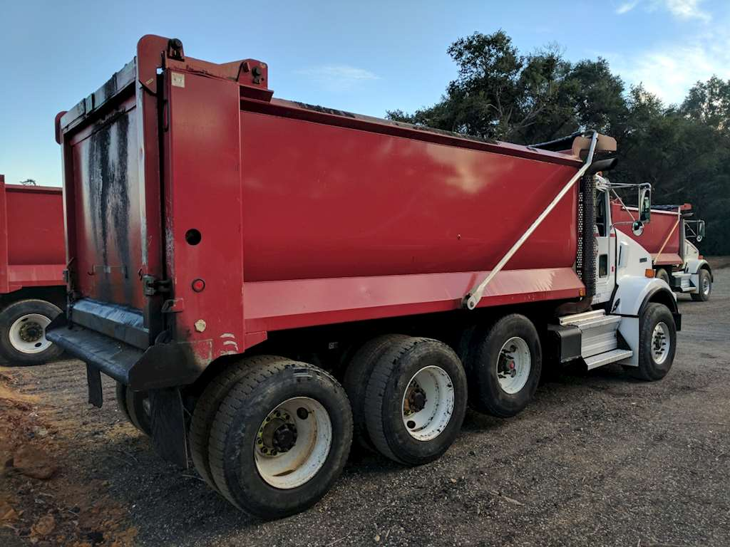 2011 Kenworth T800 Dump Truck For Sale, 233,173 Miles ...Kenworth Dump Trucks For Sale In Alabama