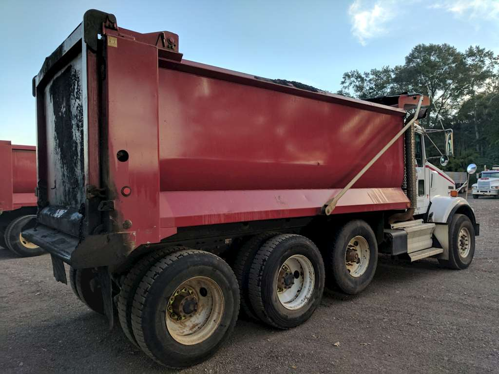 2011 Kenworth T800 Dump Truck For Sale, 260,017 Miles ...Kenworth Dump Trucks For Sale In Alabama