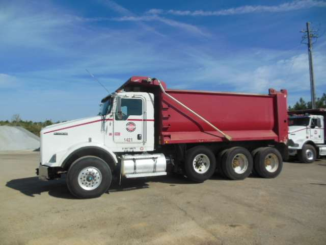 2011 Kenworth T800 Dump Truck For Sale, 269,981 Miles ...Kenworth Dump Trucks For Sale In Alabama