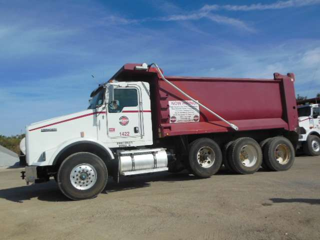 2011 Kenworth T800 Dump Truck For Sale, 260,164 Miles ...Kenworth Dump Trucks For Sale In Alabama