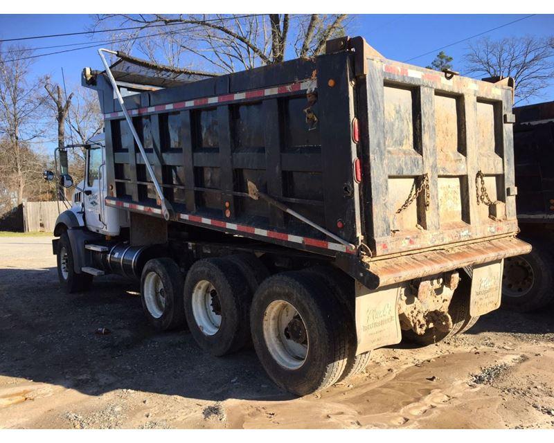 2007 Mack CTP713B Dump Truck For Sale - Montgomery, AL ...