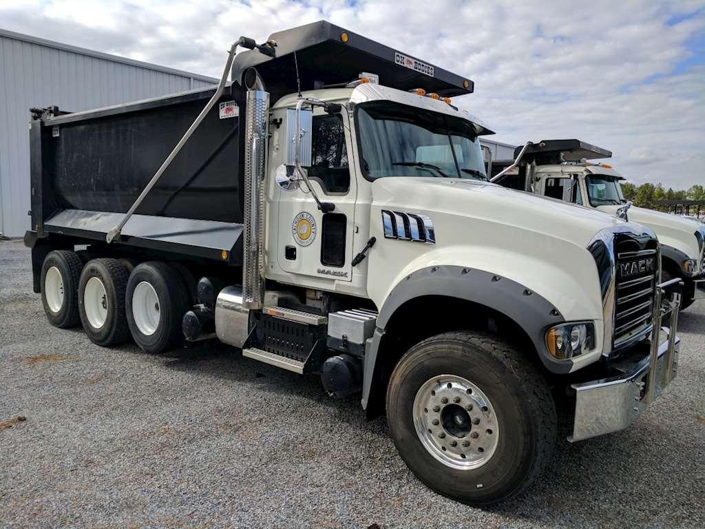 Mack Truck Gu713 Dump Trailer Wiring Diagram Photos Of