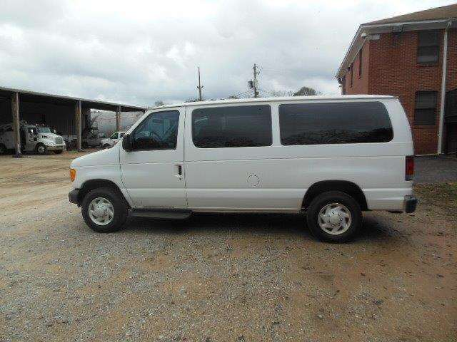 2007 ford e 350 passenger van for sale montgomery al 9015057 mylittles. Cars Review. Best American Auto & Cars Review