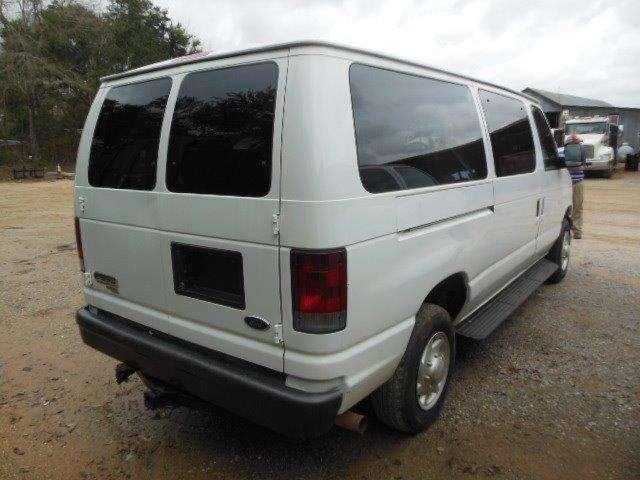 2007 ford e 350 passenger van for sale montgomery al 9015057. Black Bedroom Furniture Sets. Home Design Ideas