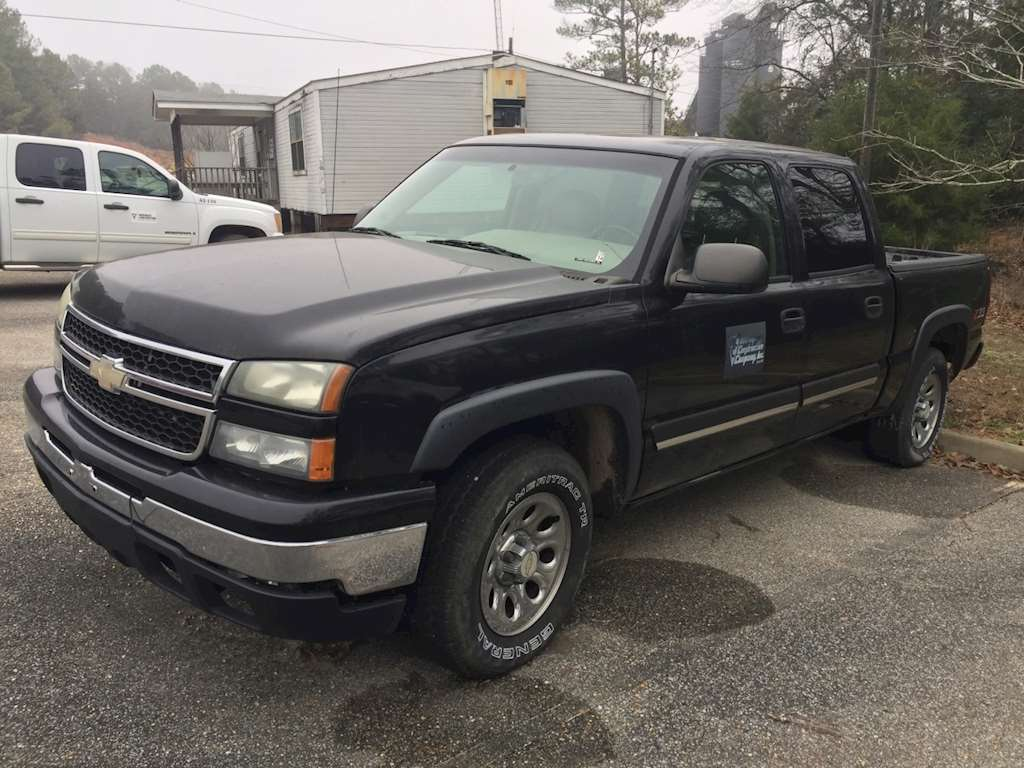 2006 chevrolet silverado z71 for sale montgomery al 9015099. Black Bedroom Furniture Sets. Home Design Ideas