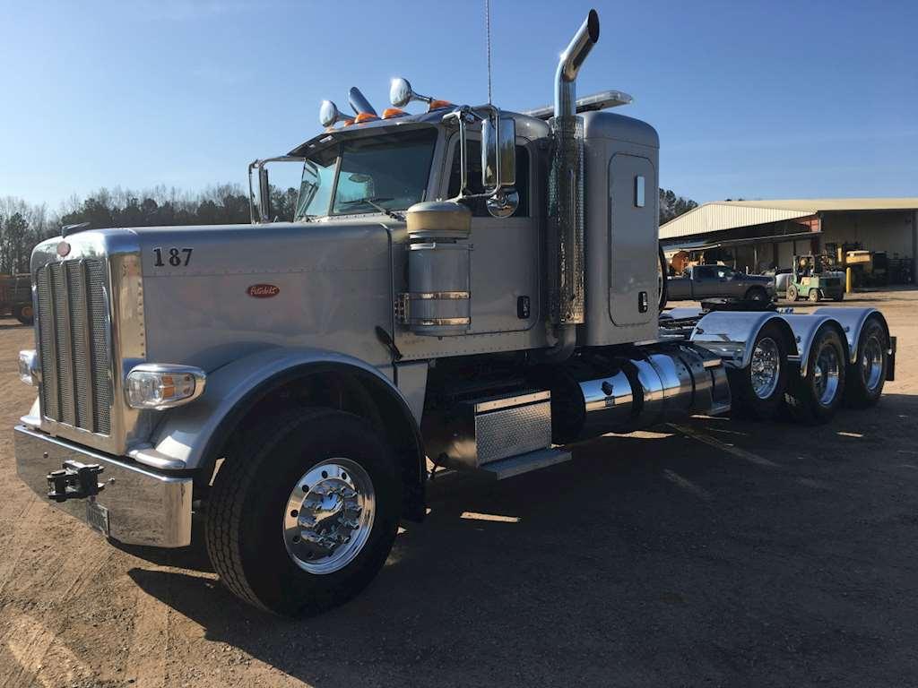 2015 Peterbilt 389 Sleeper Truck For Sale Montgomery Al