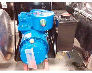 Fruitland FRUITLAND VACUUM PUMP W/ ELIMINATOR PKG Crude Oil Tank Trailer