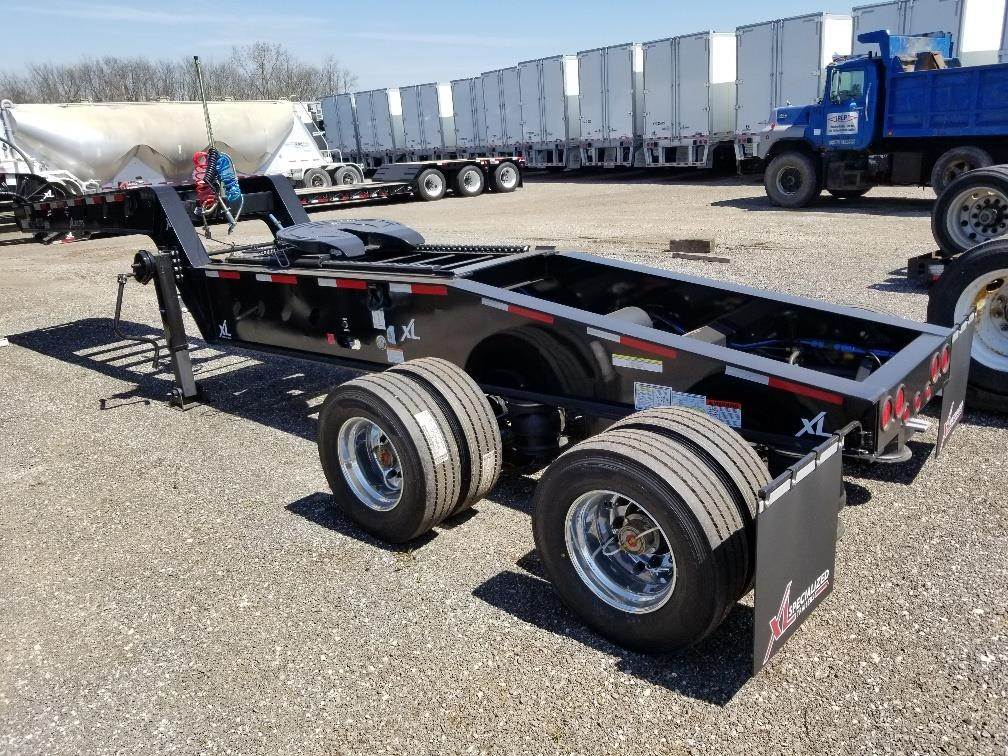 2020 Xl Specialized Xl 80jps 2 Axle Jeep Drop Deck Trailer For