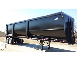 CPS End Dump Semi Trailer