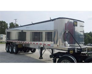 MAC End Dump Semi Trailer