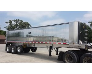 MAC 34 FT ALUMINUM END DUMP End Dump Semi Trailer