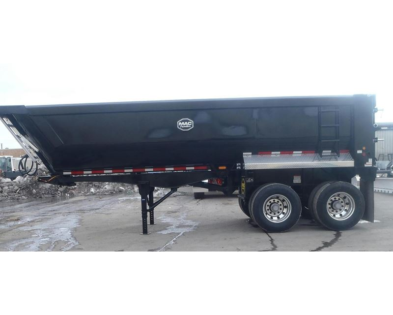 Dump Boxes together with Cobra Dump Trailers For Sale likewise 1999 Raglan Super B Aluminum End Dump Trailer additionally Sleeper Trucks 3 Axle further Raglan. on end dump trailers pup