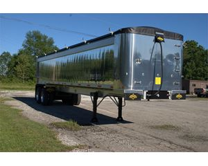 Trailstar End Dump Semi Trailer