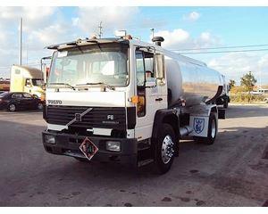 Volvo FE7 Gasoline / Fuel Truck