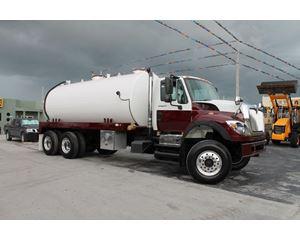 International 7600 Sewer / Septic Truck