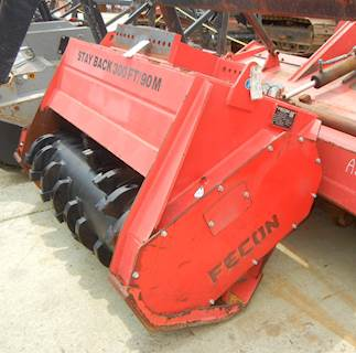 Fecon BH62EXC Forestry Mulcher with Mulching Head