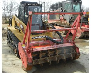 ASV POSI-TRACK RC100 Mulchers (forestry)