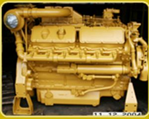 Caterpillar 3412 Engine