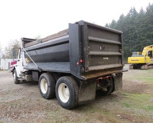 Freightliner M2 Dump Truck
