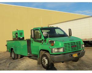 GMC C5500 Service / Utility Truck