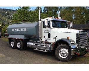 Freightliner Classic Water Truck