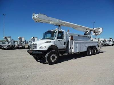 bucket trucks freightliner boom bucket trucks for sale mylittlesalesmancom