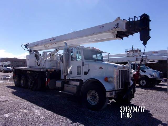 2012 Peterbilt 365 Tri Axle Crane Truck, M Drive with ALTEC AC38-127S Crane  For Sale, 16,539 Miles | Salt Lake City, UT | 65031691 |
